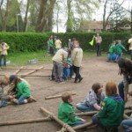 welpen scouting Arnhem